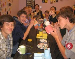 Boys-Party