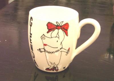 Mug-Piggy