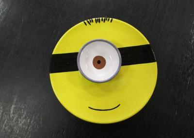 Plate-Minion