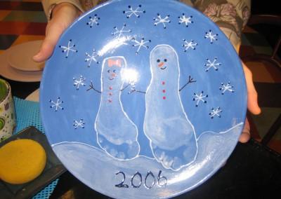 Plate-Snowman-Feet